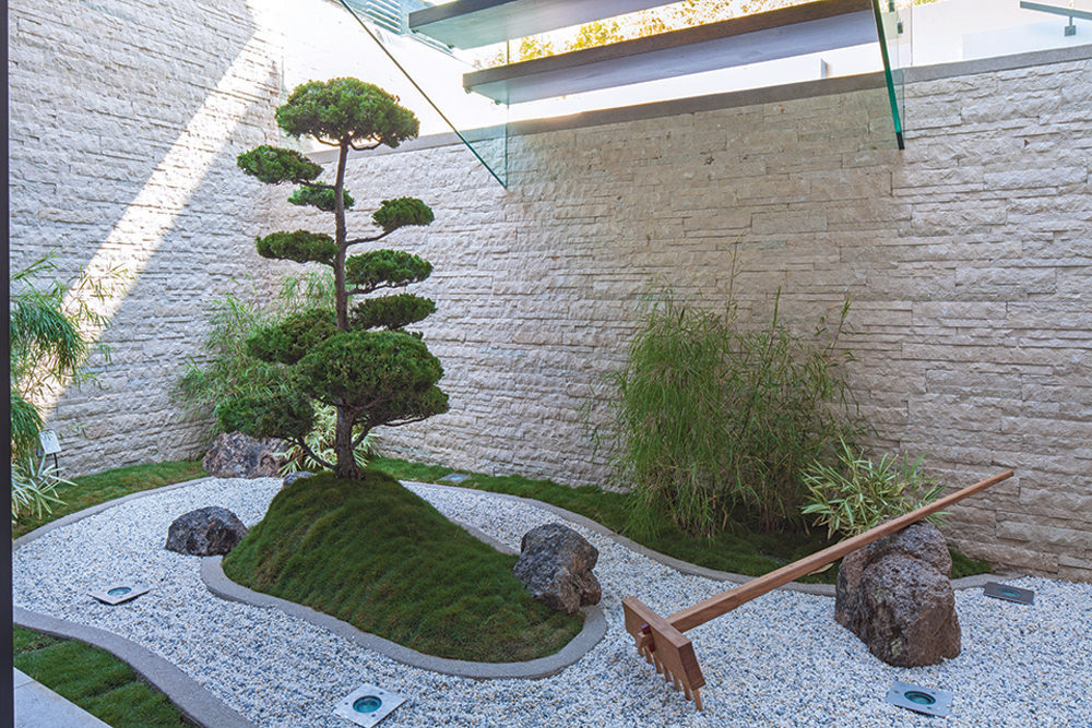 Zen garden design lifeisfullofdesign for Zen garden designs plan